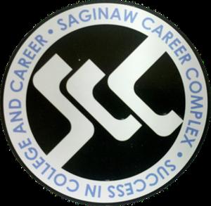 Saginaw Career Complex - Image: Saginaw Career Complex logo