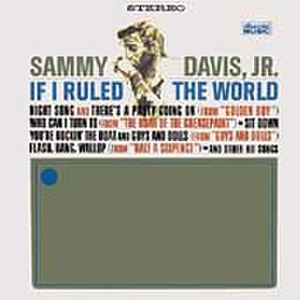 If I Ruled the World (album) - Image: Sammyruled