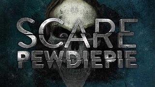 <i>Scare PewDiePie</i> Web series starring PewDiePie
