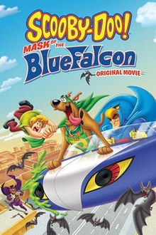 Scooby-Doo! Mask of the Blue Falcon cover.jpg