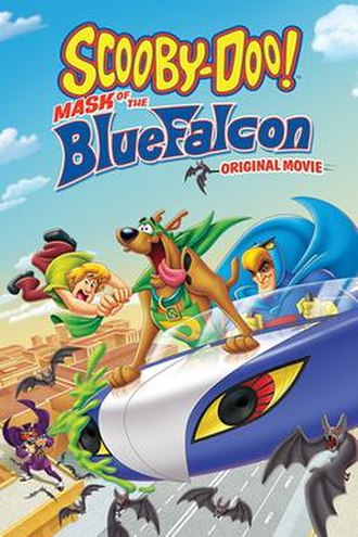 Scooby-Doo! Mask of the Blue Falcon - iTunes cover