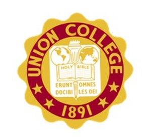 Union College (Nebraska) - Image: Seal of Union College (NE)