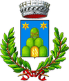 Coat of arms of Serrapetrona