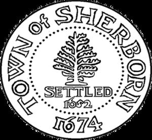 Sherborn, Massachusetts - Image: Sherborn MA seal