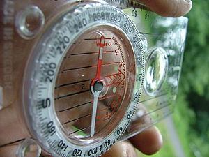 Silva compass - Silva Expedition 4 compass