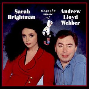 Sarah Brightman Sings the Music of Andrew Lloyd Webber - Image: Sings The Musicof Andrew Lloyd Webber