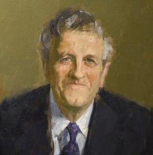 Philip Moore, Baron Moore of Wolvercote - Image: Sir Philip Moore 1979
