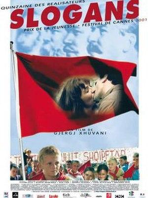 Slogans (film) - Image: Slogans (film)