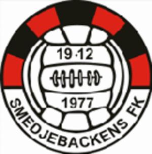 Smedjebackens FK - Image: Smedjebackens FK