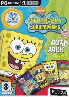 <i>SpongeBob SquarePants</i> video games Licensed video games based on the SpongeBob SquarePants television series