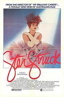 <i>Starstruck</i> (1982 film) 1982 Australian film