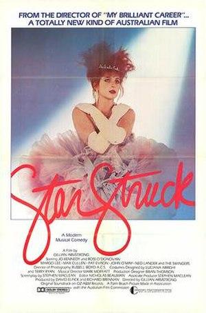 Starstruck (1982 film) - Image: Starstruck movie poster