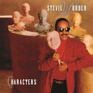 Characters (Stevie Wonder album) - Image: Stevie characters