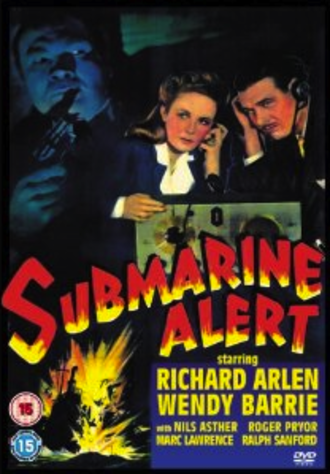 Submarine Alert - Theatrical poster