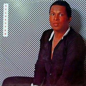 Sylvester (album) - Image: Sylvester 1977 album cover Sylvester