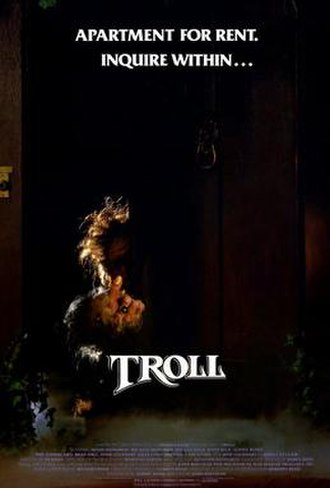 Troll (film) - Theatrical release poster