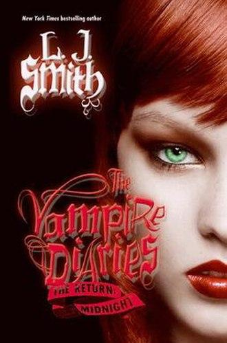 The Vampire Diaries (novel series) - The Vampire Diaries. The Return: Midnight