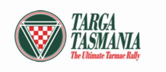 Targa Tasmania - Image: Targa tasmania logo