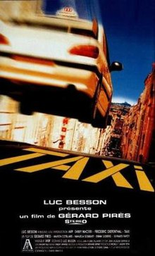 taxi 1998 film wikipedia. Black Bedroom Furniture Sets. Home Design Ideas