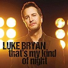 Luke Bryan — That's My Kind of Night (studio acapella)