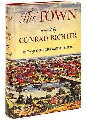 The Town (Richter novel) - First edition