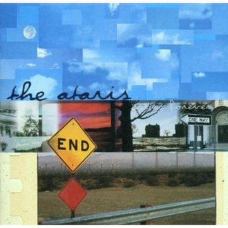 End Is Forever - Image: The Ataris End Is Forever cover