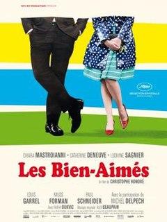 <i>Beloved</i> (2011 film) 2011 film by Christophe Honoré