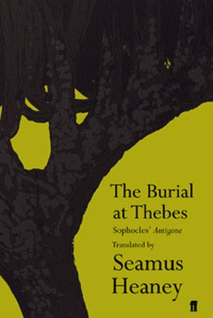 The Burial at Thebes - Cover of the first edition