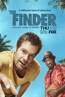 <i>The Finder</i> (American TV series)