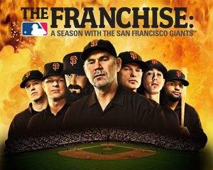The Franchise (TV series) - Season 1 title card