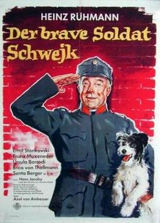 The Good Soldier Schweik (1960 film) - Image: The Good Soldier Schweik