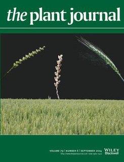 <i>The Plant Journal</i> Academic journal