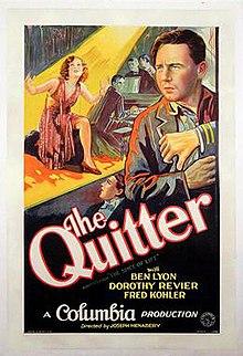 The Quitter (фильм 1929 года) .jpg