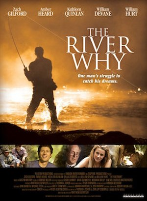 The River Why (film) - Image: The River Why Film Poster