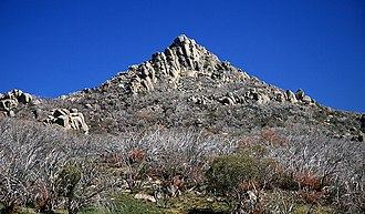 The Horn (Mount Buffalo) - Image: The horn mount buffalo