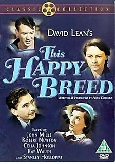 <i>This Happy Breed</i> (film)