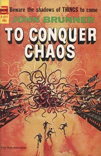 To Conquer Chaos - Cover of the first edition