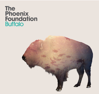 <i>Buffalo</i> (The Phoenix Foundation album) 2010 studio album by The Phoenix Foundation