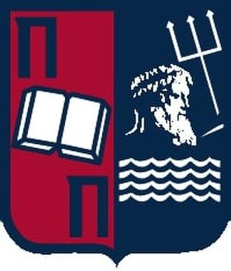 University of Piraeus - Image: UNIPI