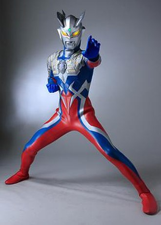 Ultraman Zero - Image: Ultraman Zero Profile