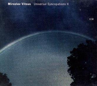 Universal Syncopations II - Image: Universal Syncopations II