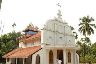 St. Mary's Syriac Orthodox Church, Maikave - Image: Vattal Palli