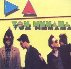 Vox Humana (Daniel Amos album) - Image: Vox Humana Album