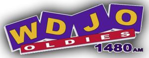 WDJO - Image: WDJO station logo