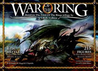<i>War of the Ring</i> (board game) board game