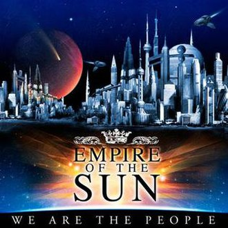 We Are the People (Empire of the Sun song) - Image: We are the People