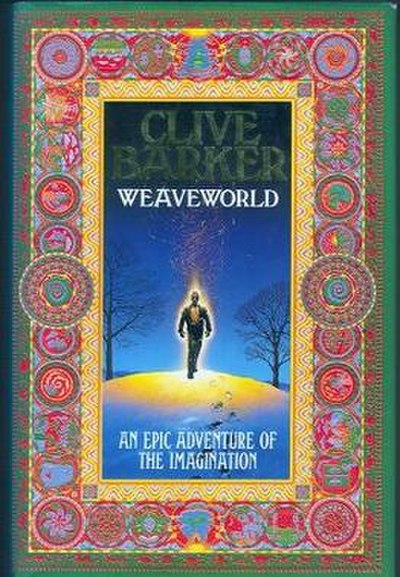 Picture of a book: Weaveworld