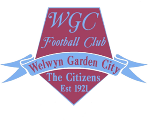 Welwyn Garden City F.C. - Image: Welwyn Garden City F.C. logo