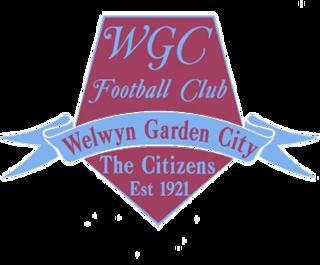 Welwyn Garden City F.C. Association football club in England
