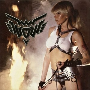 WOW (Wendy O. Williams album) - Image: Wendy O W Illiams W.O.W cover